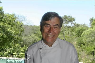 John Jackson, manager and executive chef, Royal Malewane