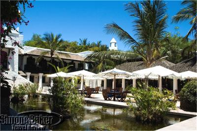 The Sokoni Nyota at the Serena Mombasa Beach Hotel