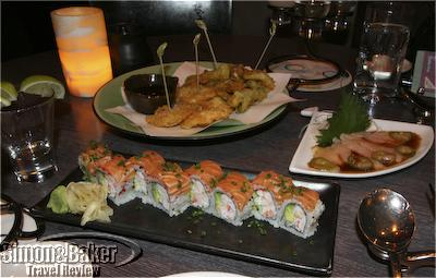 Tao appetizers