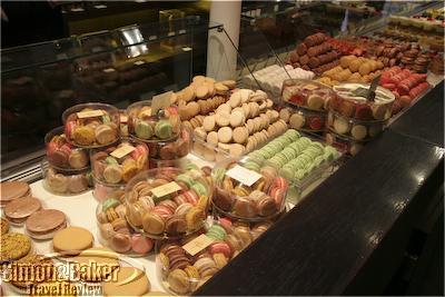 Pierre Herme Paris Bakery For Glorious Macaron Pastries Luxury Travel Review
