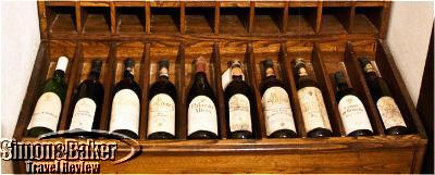 The Altesino Estate produces the famed Brunello di Montalcino