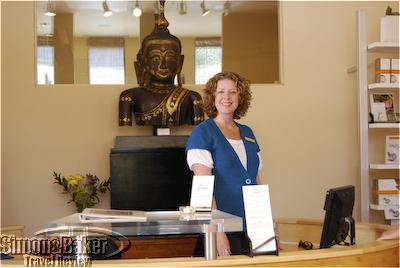 Guests at L'Auberge de Sedona had access to Amara Spa