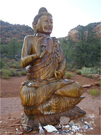 The Sedona Buddhist Stupa