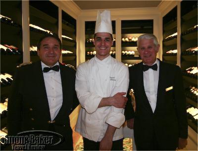 Chef and Waiters