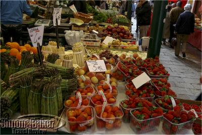 Venice Fruit and Vegetable Market
