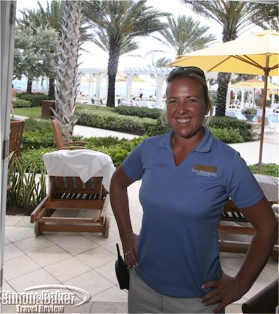 Krissy, our concierge