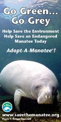 Save the manatee
