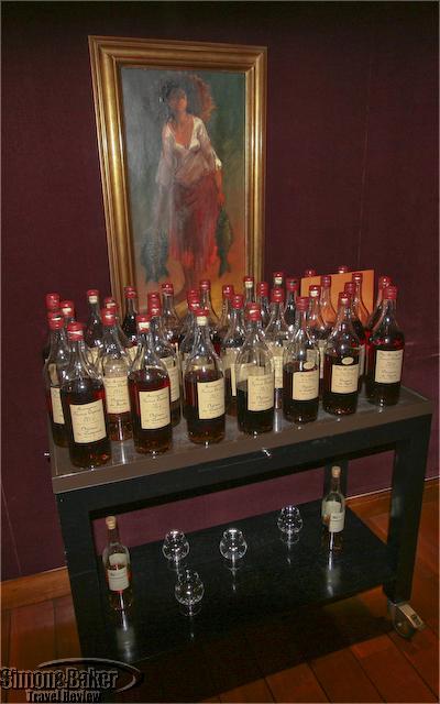 the armagnac cart