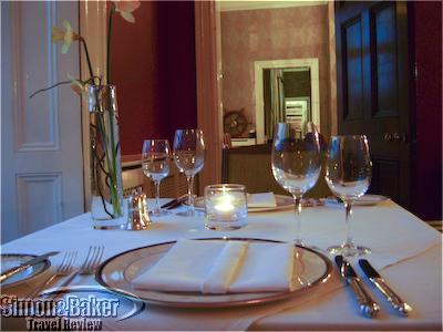 The Harvest Room restaurant