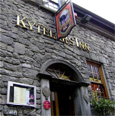 Outside of Kyteler's Inn