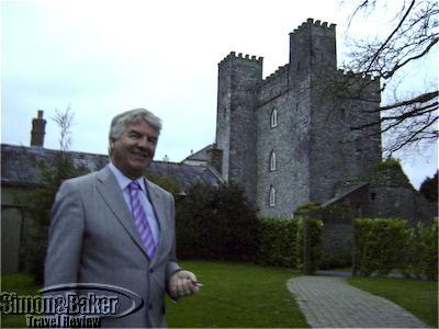 Barberstown Castle proprietor Ken Healy