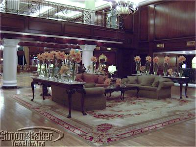 Lobby of the Ritz-Carlton, Powerscourt