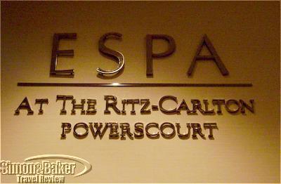 Espa at The Ritz-Carlton, Powerscourt