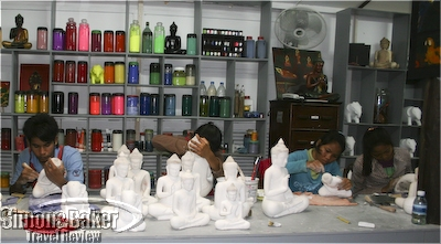 The workshop at the House of Theam