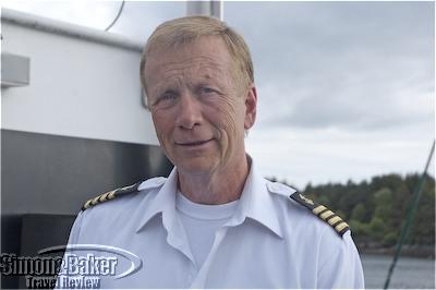 Island Spirit captain Jeff Behrens