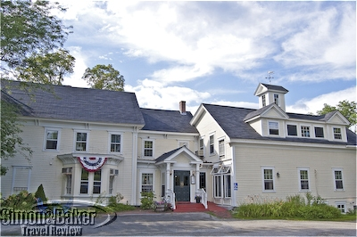 The Corner House is located in an historic inn