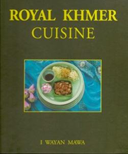 Royal Khmer Cuisine book