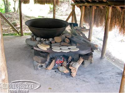 Caribe cooking