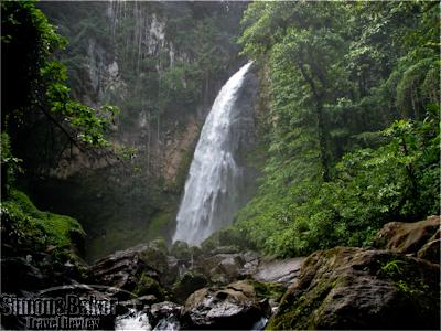 Waterfalls abound in Dominica