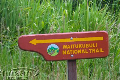 The trail head at Waitukubuli National Trail
