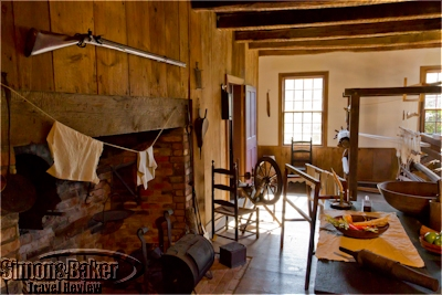 The Thomas Halsey Homestead, living standards have changed a lot since 1660