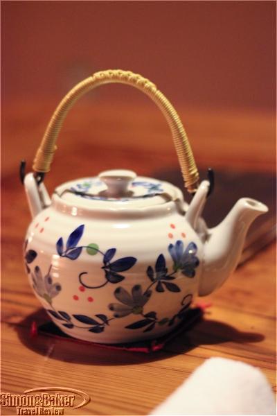 Tea to warm the soul.
