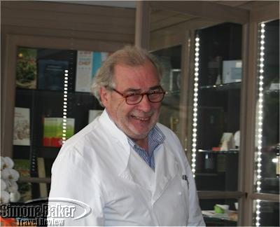 Chef Marc Meneau