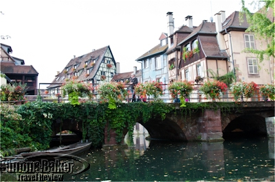 La Petite Venise was once home to tanners and fishmongers