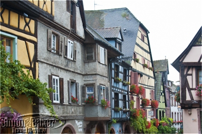 Riquewihr is recognized as one of the most beautiful villages in France for its picturesque medieval architecture
