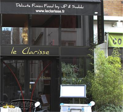 The front of le Clarisse