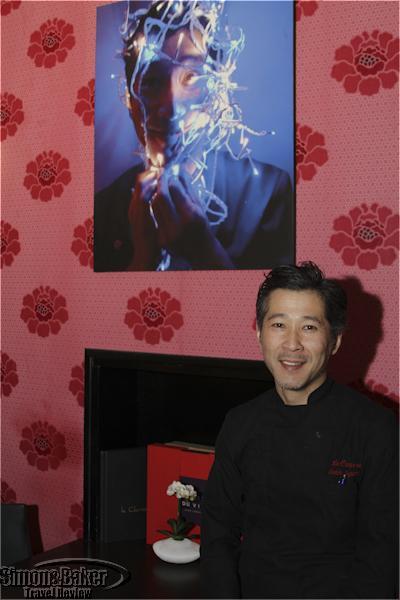 Chef Sadaki Kajiwara