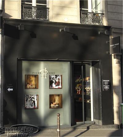 Pierre Herme in the Latin Quarter