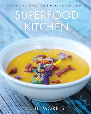 Superfoods Kitchen book cover