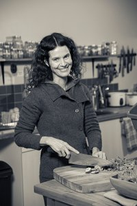 Natasha Kyssa, author, The SimplyRaw Kitchen