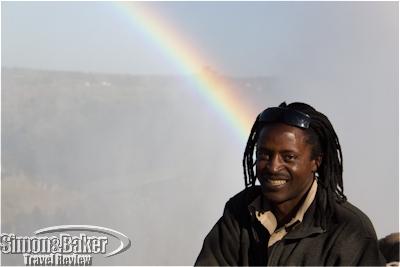 Effeso Hammabola, my Victoria Falls guide