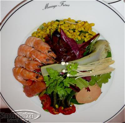 The Snob Salad