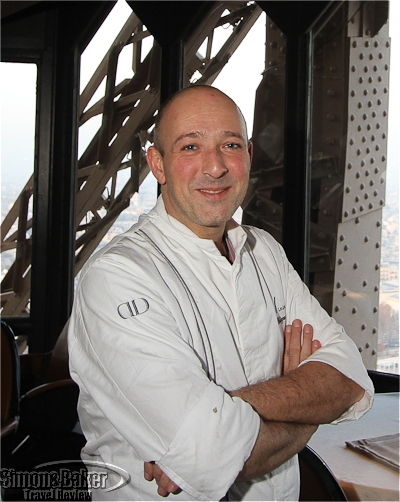 Pastry chef Philippe Muze