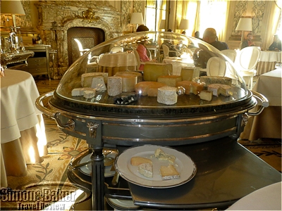 The cheese cart