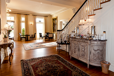 The historic North Wing had reclaimed its original opulence