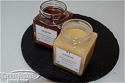 My current Hédène favorites French monofloral honeys