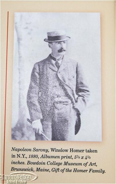 Photograph of Homer Winslow