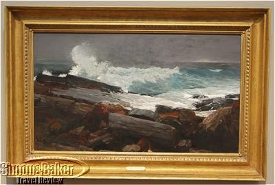Weatherbeaten from Portland Museuam of Art