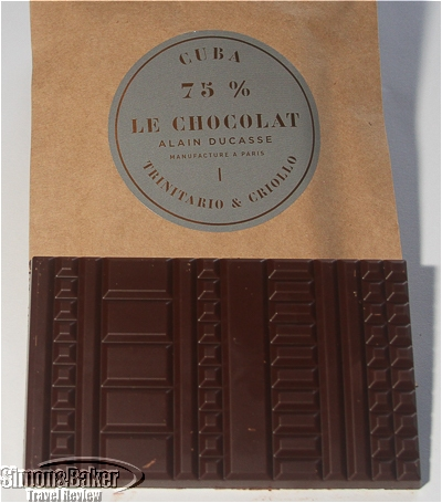 Chocolate made from Cuban Trinitario and Criollo beans