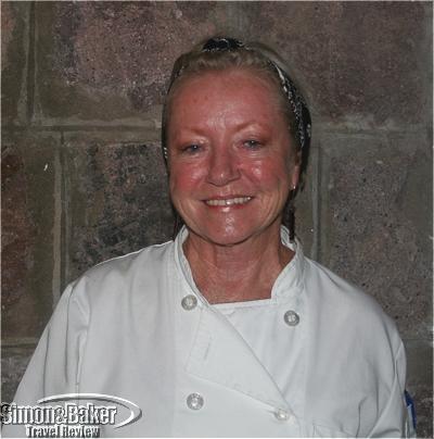 Chef Janic Ryan, The Hermitage Restaurant