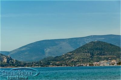 The Gulf of Corinth