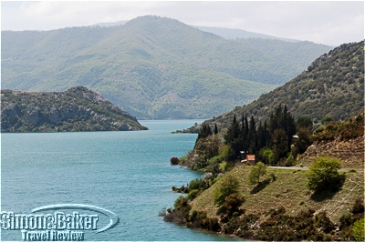 Lake Mornos