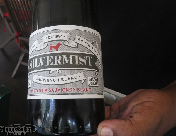 The Silvermist Sauvignon Blanc