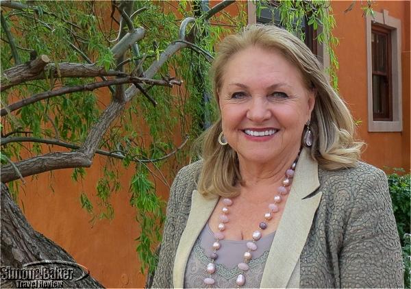 The owner and designer of La Residence, Liz Biden