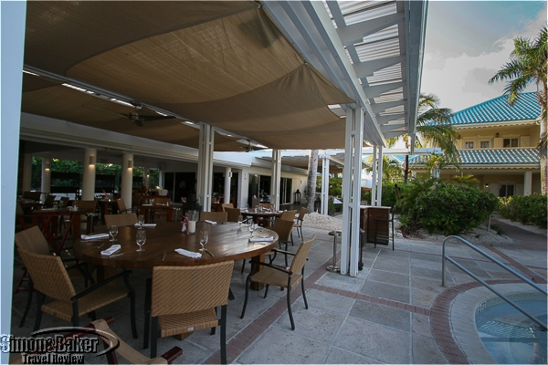 Versatile tasting menu at Turks and Caicos boutique hotel restaurant