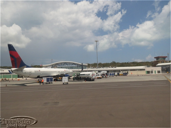 Turks and Caicos airport